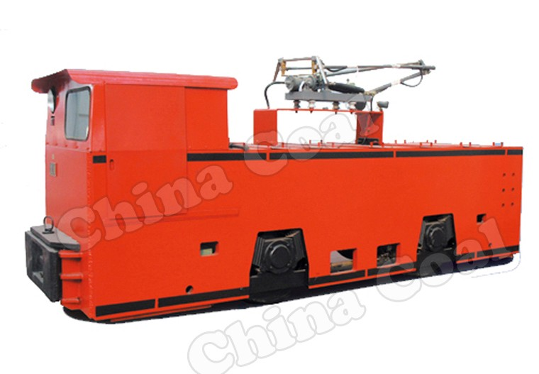 Mining Electric Locomotive Mine Trolley Locomotive