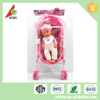 Fashionable simulate kids toy large silicone baby boy dolls