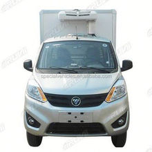 Mini Refrigerated cargo van Thermo king Unit Reefer van