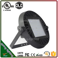 UL DLC SAA listed 100w 200w 300w UFO LED high bay light replace traditional mercury vapour metal halide and incandescent lamps