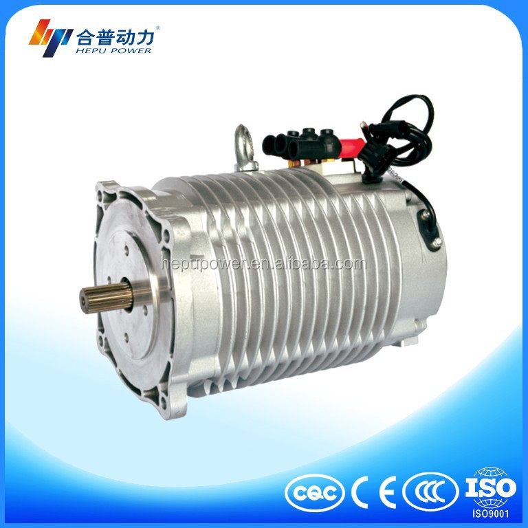 3000rpm electric car traction motor ac geared motor