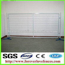 hot sale galvanized temporary fence for sale wrought iron fence