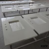 Acrylic Solid Surfaces and Quartz Surfaces Countertops ,Worktops, Bathroom Top, Vanity Top