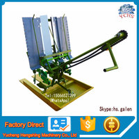 Farm mini equipment professional manual rice seeder for sale