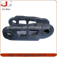 link chain or track link assy for PC200 excavator undercarriage parts