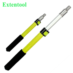 small telescopic pole for tools with heavy duty fiberglass telescopic pole manufacturers