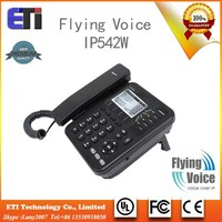 Latest! VoIP phone voip sip ip phone wired for Boss secretary and reception