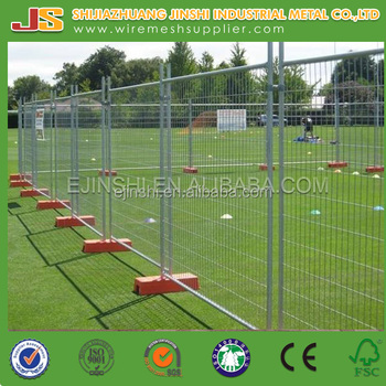 Portable Construction Fencing