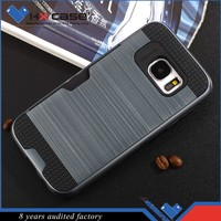 Factory direct supply cellphone cases for galaxy s6 black