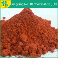 cosmetics iron oxide pigments red/yellow/black
