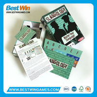 Waterproof board games