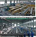 FIXED TYPE PIPE FABRICATION PRODUCTION LINE; PIPE SPOOL FABRICATION PRODUCTION LINE