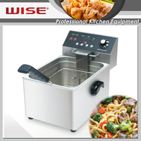Top Quality Commercial 8L Multipurpose Deep Fryer For Commerical Restaurant Use