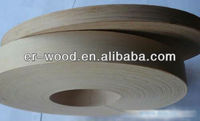 3.00mm bamboo edge banding veneer for Longboard and Skateboard