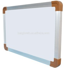 factory hot sales Eco-friendly Wood Frame Magnetic Writing Board