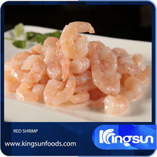 Grade A Frozen Red Shrimp Size 30/50 Frozen Red Shrimp