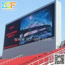 Alibaba Shenzhen lcf high brightness video manufacture p10 outdoor full-color led display