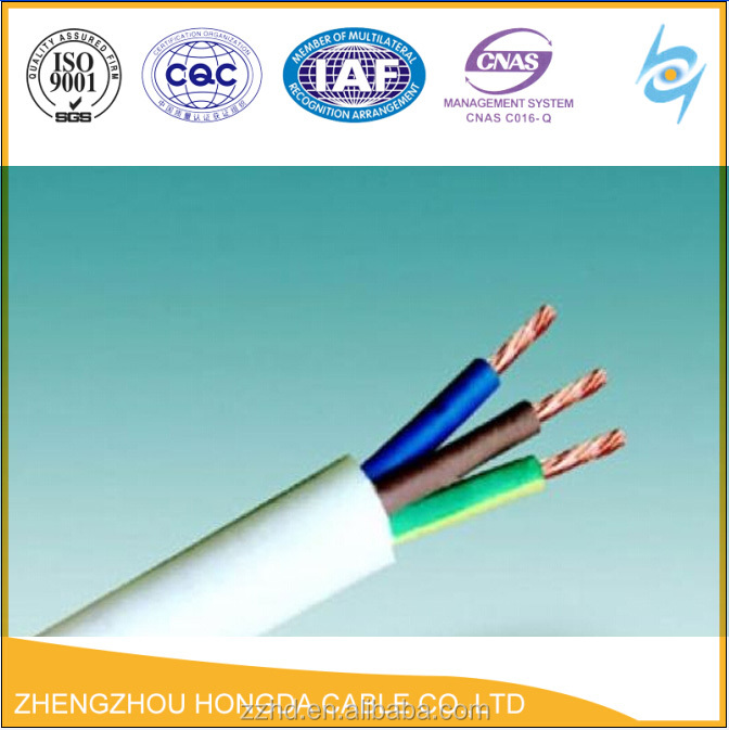 Copper Cable 2 5mm 3 Conductor : Mm stranded annealed copper conductor pvc
