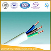 3*2.5mm2 stranded annealed copper conductor + pvc Insulated electric wire