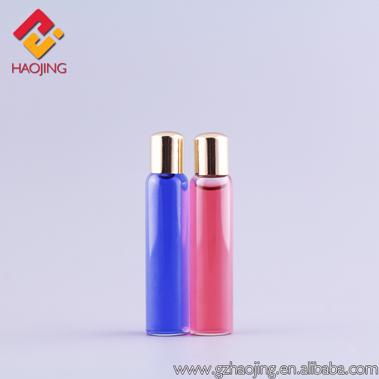 High quality perfume/cosmetics/e liquide/essential oil bottle tubular glass vials