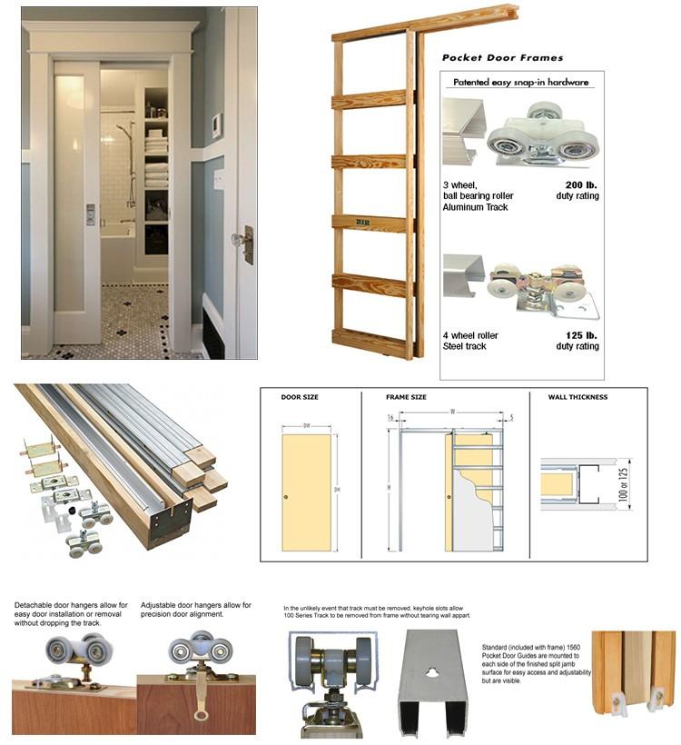 Pocket Sliding Door,Cavity Sliding Doors - Buy Interior Sliding ...