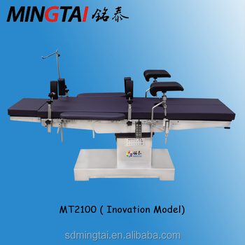 With back up battery Electric waist bridge Inovation Model Orthopedic Electric Operating Table
