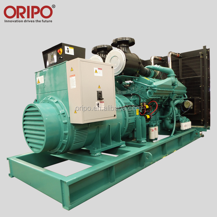 Good quality portable electric power diesel engine generator for sale