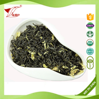 China Manufacturer High Mountain Good Tea OEM Slimming Medium Level Jasmine Flower Tea