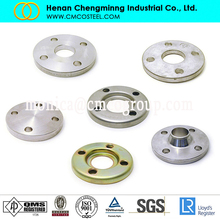10MM DIAMETER SS NIMONIC 80A / UNS N07080 ASTM A182 F53 BLIND FLANGE