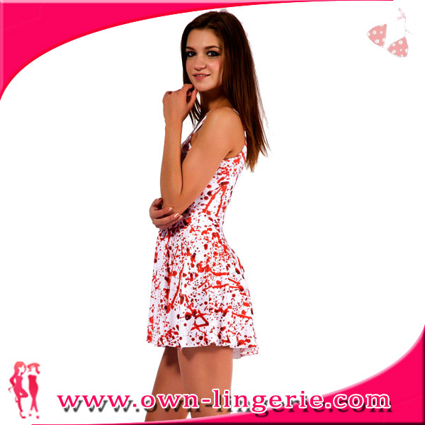 Young girls short mini dress sexy casual dress beachwear summer style dress