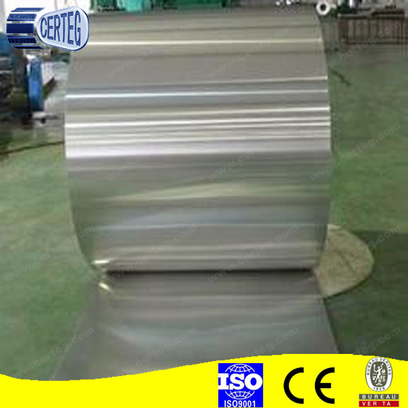 Aluminum coil 5052 H32 1.6mm thick for small boat