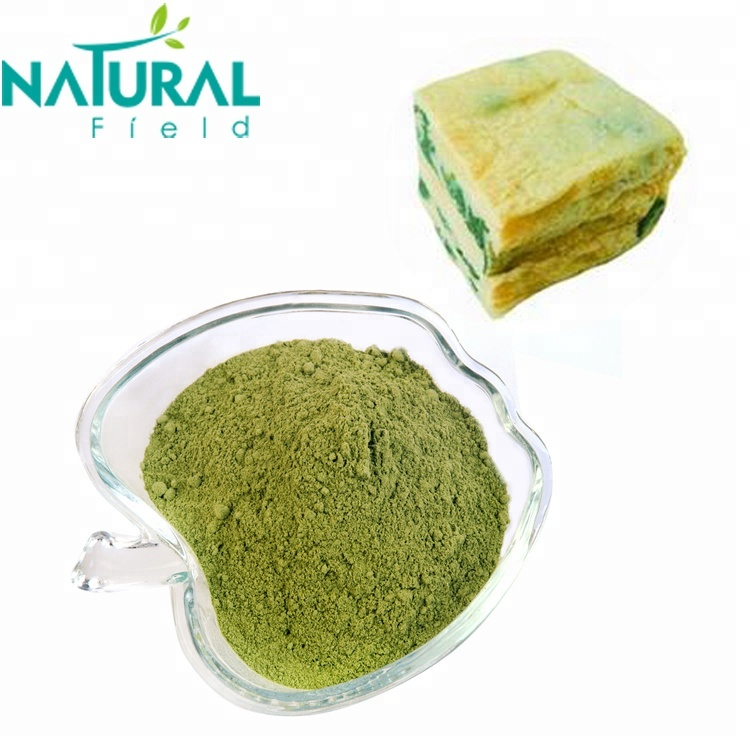Good reliable supplier spinach powder for natural coloring