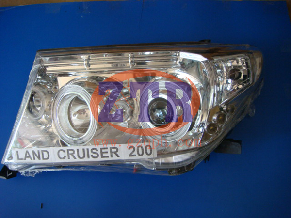 Auto Parts for Toyota Land Cruiser 200 Headlight