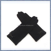 Wholesale Sexy Women Cashmere Glove, Wool Nylon Cashmere Glove