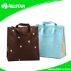 wholesale promotion nylon and lined aluminium foil tote thermal bag for food