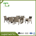 Professional Outdoor Furniture Kitchen Dining Set