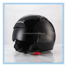High quality unique ABS shell ECE certification half face motorbike helmet