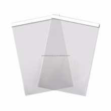 Recycled Custom Printed Clear OPP BOPP Self Adhesive Cellophane Bags for Packing Clothes