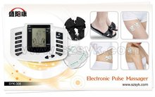 2015 New Tens Acupuncture Electronic Pulse Massager Machine SYK-308 (CE/RoHS)