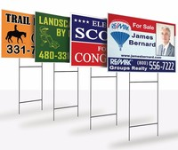 Long Life Outdoor Custom Advertising Printed PVC Foam Sign Board For Advertising