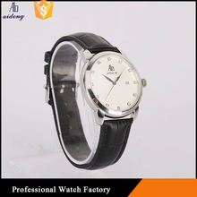 Vigor Stainless Steel Watch Quartz Watch Wrist Watches Men Band