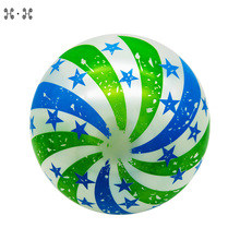 Kids Toys pvc ball pu mix color promotional team soccerball