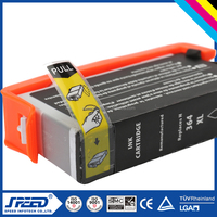 100% quality Gurantee refillable ink cartridge for hp364