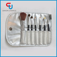 New Makeup Brush Cosmetic Set Kit With Makeup Brush Pouch Bag