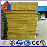 fofaming panelrock wool panel cheap easy assemble for prefab modular house