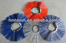 Wafer Brush For Cleaning Road,Snow