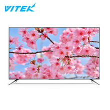 China television brands shenzhen VITEK LCD 32 42 50 55 inch smart LED television TV, flat screen tv wholesale 55 inch television