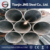 CHINA FACTORY ASTM A178 ERW carbon steel tube Scaffolding BS1387 SS400 ERW HDG steel price per ton