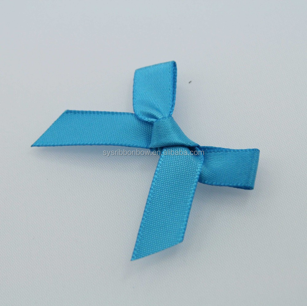 knotted ribbon bow