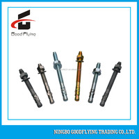 High Strength anchor bolt weight